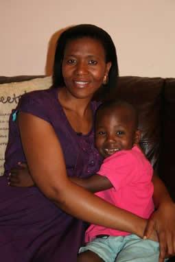 Zivi and Mom
